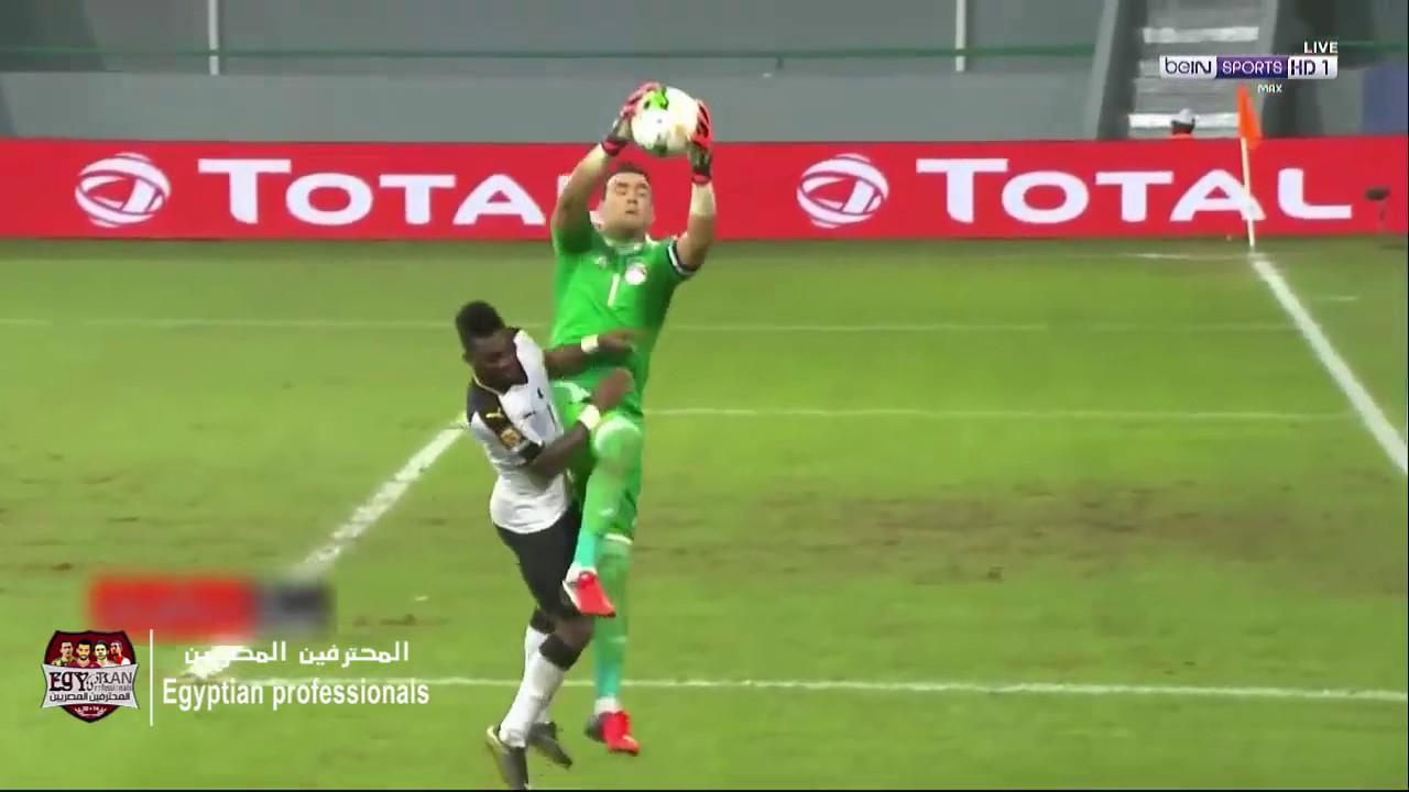 Elhadry Egyptian goalkeeper