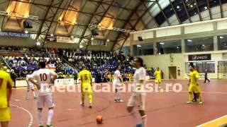 Futsal: Romania-Georgia: 4-1