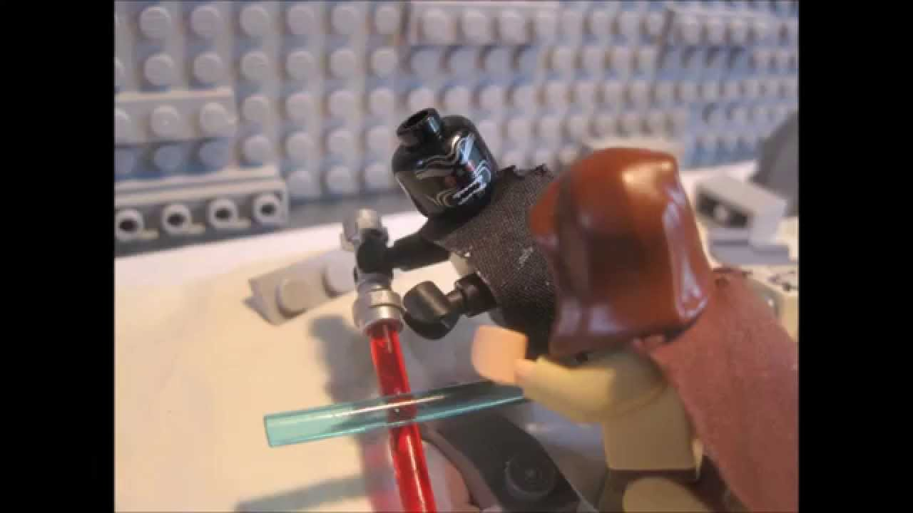 Lego Star Wars: The Unknown Sith Lord - YouTube