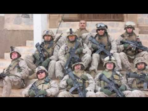 1/4 marines-my years and some of todays 1/4 marines