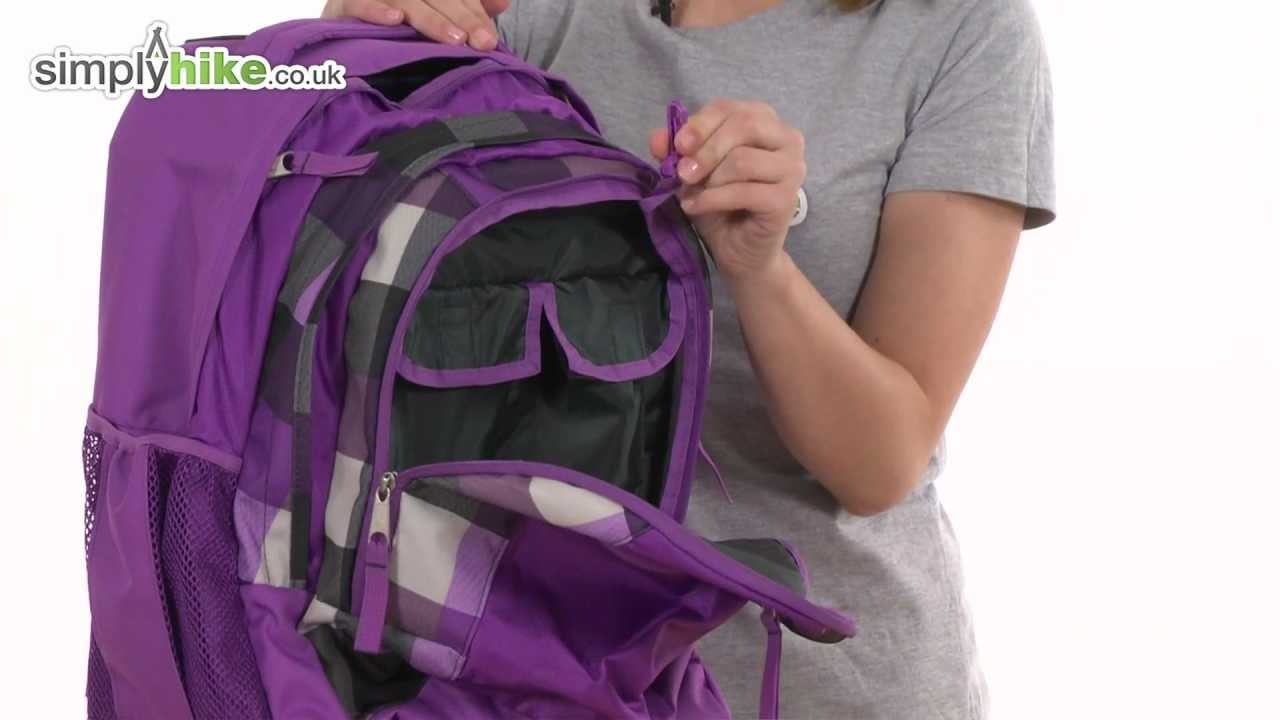 Jansport Driver 8 Wheeled Bag - www.simplyhike.co.uk - YouTube