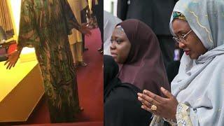 Fatima wacce ta dauki videon Aisha Buhari ta fadi dalilin ta na daukar videon