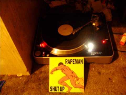 Rapeman - Shut Up (bootleg) b-side - Marmoset, Trouser Minnow (Live 1988 @ London Astoria) mp3