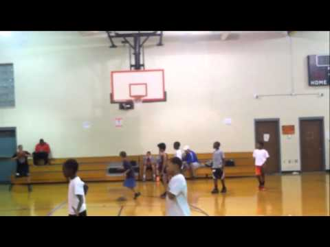 Jeremy Basketball Try Out @ Albany School of Humanities
