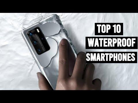 Top 10 Best Waterproof Smartphones In 2020