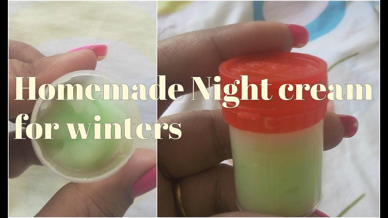 Anti Aging Night Cream Homemade homemade night cream for oily skin, dry skin | anti aging