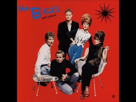 THE B52´s WILD PLANET 1980   (ALBUM COMPLETO )