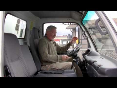 u437 2007 isuzu npr hd 16 ft box truck youtube. Black Bedroom Furniture Sets. Home Design Ideas