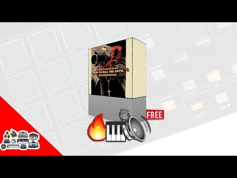 FREE Drum Kit & Sample Pack - How To Kill Devil DrumKit [DrumKitSupply] FL Studio | Ableton | Cubase