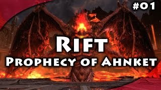 Rift - Part 1 - Key Giveaway! Getting Started, Character Creation / Start Zone!