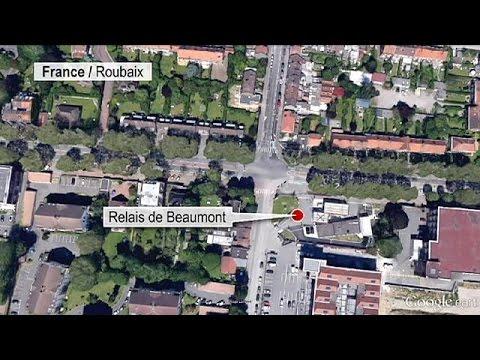 يورو نيوز: فرنسا: احتجاز رهائن في روبيه خلال عملية سطو مسلح