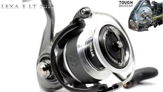Daiwa Lexa E LT video