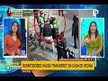 """Conflictos en La Molina: repartidores de delivery hacen """"paradero"""" en casa de vecina"""