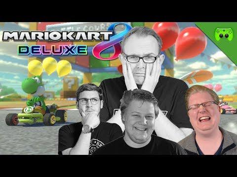 EXTREMES Unglück 🎮 Mario Kart 8: Deluxe #77 Piet