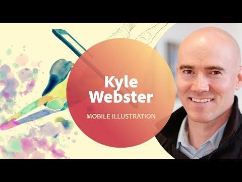 Live Illustration with Kyle Webster - 2 of 3