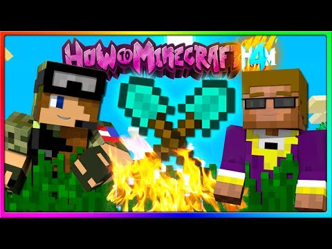 Minecraft - THE MOST INSANE FARMER I'VE SEEN | Episode 53 of H4M (How to Minecraft Season 4)