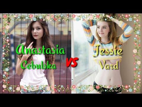 JESSIE VARD VS ANASTASIA CEBULSKA?. By JMP RANDOM TV