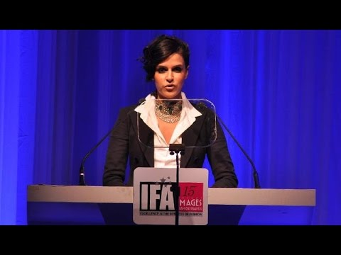 Neha Dhupia Hosts The 15th Edition Of India Fashion Forum 2015 Mp3