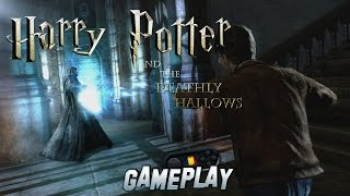 Harry Potter and the Deathly Hallows Part 2 PC Gameplay