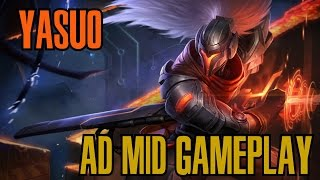 League of Legends - Yasuo Mid Gameplay - WHEPA FARM [PT-BR]