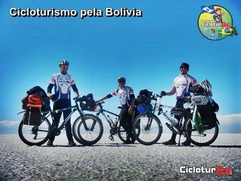 Cicloturismo Cicloturita - Bolívia 2013 - Diário de Bordo