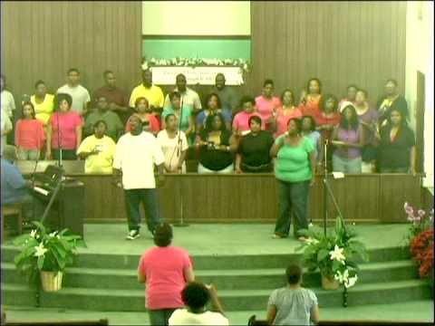"""pastor's choir Reunion 2012 """"first baptist"""" etown ky"""