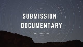 SUBMISSION  DOCUMENTARY | Two Cutting