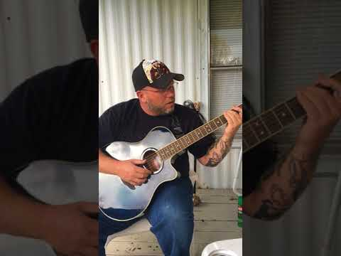 I Won't Cry by Daniel Lee Carr written in the same tune as undone in sorrow. Bluegrass