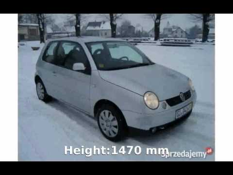 2005 Volkswagen Lupo 1.4 TDI Details
