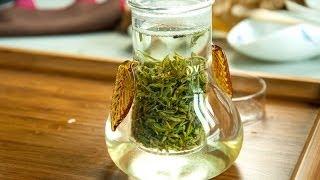 Green Tea-Steep #1 Meng Ding Gan Lu(Mt.Meng Sweet Dew)-Loose Leaf Green Tea
