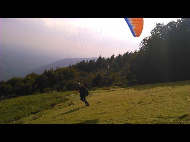 Paragliding Bassano del Grappa