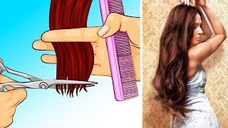 11 Hair Myths That Prevent You from Growing Long Hair