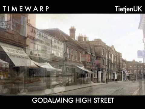 Timewarp 1: GODALMING HIGH STREET