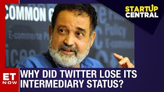 Mohandas Pai on losing its intermediary status | StartUp Central