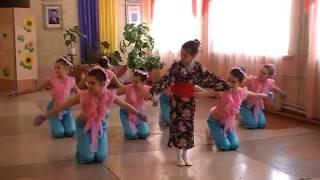 Китайский танец (дети)