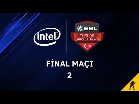 CS:GO - SOS vs. DP. BKM.Express I BO5   2. Maç - Intel ESL Türkiye Şampiyonası Finali