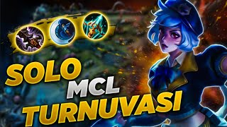 SOLO MCL TURNUVASINA KATILDIM | KIZDIRDILAR TRY HARD OYNADIM | Jin Mobile Legends Bang Bang