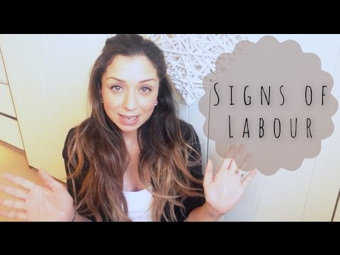 How do I know I'm in Labor? Signs of Labor...