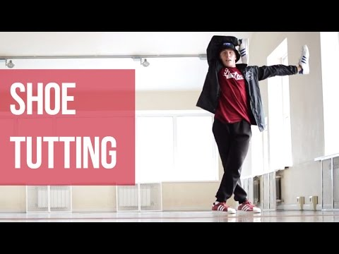 SHOE TUTTING PLATON | original russian tutting dance