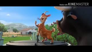 Фердинанд! Танец быков vs лошадей!