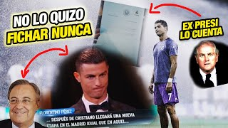 Confirmado: Vendieron a Cristiano Ronaldo TRAICIONARON al Madrid - DOCUMENTAL CR7 a la Juventus