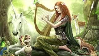 Beautiful Celtic Music   Celtic Harp   Relaxing, Ambient, Instrumental.  Druid Meditation