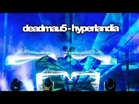 deadmau5 - hyperlandia (unreleased 2016) [4k]