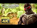 Crysis Warhead : Old Games in 4K