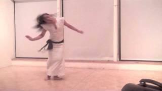 Mark Balahadia: Iraqi gypsy dance (رقص عراقي (ردح