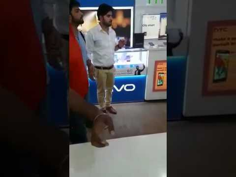 Fight in Indore vivo office jail road