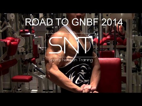 Jan Bannwitz - Road to GNBF 2014 with Team SNT