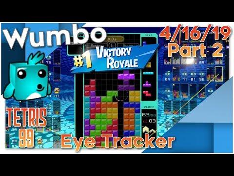 Tetris 99 Battle Royale - 27+ Win Streak - 1505+ Total Wins