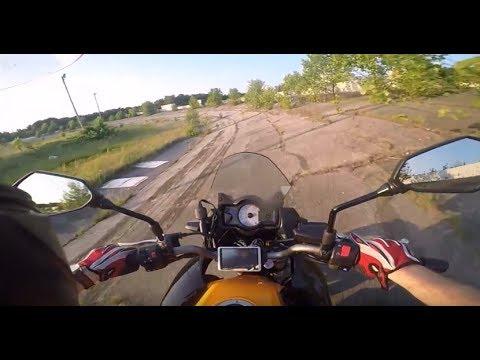 UE - Abandoned I-70 Speedway