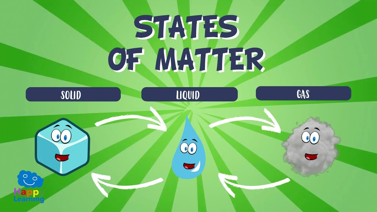 States of Matter   Educational Videos for Kids - YouTube [ 720 x 1280 Pixel ]